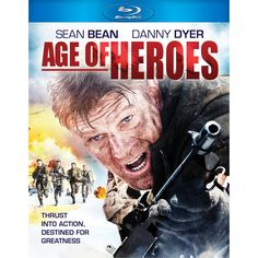 Amazon.com: Age of Heroes [Blu-ray]: Sean Bean, Izabella Miko, James D'Arcy, Danny Dyer, Sebastian Street, Adrian Vitoria: Movies & TV