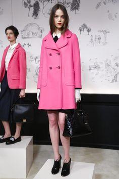 Kate Spade Ready To Wear Fall Winter 2015