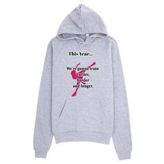 This Year Quote American Apparel Hoodie