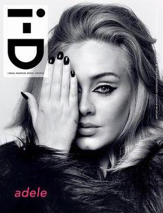 Photo #AlasdairMcLellan #Adele #iDMagazine #2015