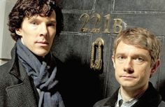 Sherlock, modernized...and quite fun! Can't wait for the new season!