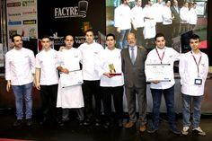 Ganadores de cocina