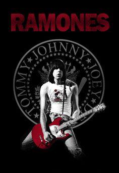 Ramones fan print created by Balaclava Studio to Varal Store.