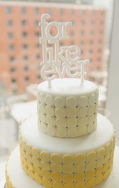 Wedding cake idea; Featured Photographer: Mango Studios