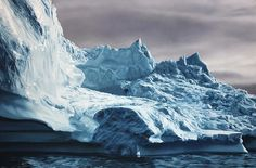 Pastel drawing / Greenland 2012