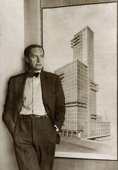 1919 - Walter Gropius creates bauhaus, the beginnig of modern architecture.                                                                                                                                                                                 More