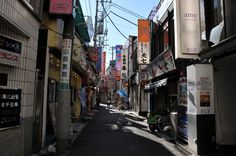 東京都足立区-小路・路地裏・横丁ファイル