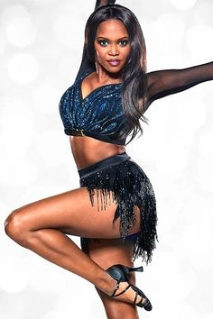 2015 Newbie - Strictly Come Dancing - Oti Mabuse