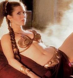 Nude,The Ultimate Erotic Photography Magazine. A photographer magazine with nude photos,focused on nude photography and nude art. Leia Star Wars, Star Wars Princess Leia, Princess Leia Bikini, Princes Leia, Carrie Fisher, Erotic Photography, Kinds Of People, Celebs, Celebrities