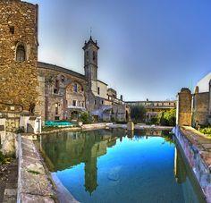 Claustro, Sant Jeroni de la Murtra, Badalona (E) | por Panoramyx