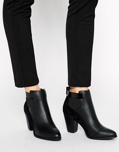 ASOS ELEVENTH HOUR Ankle Boots