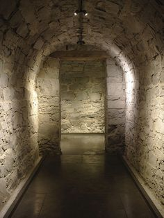 Carmody Groarke . underground spa
