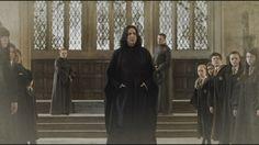 Accio Severus Snape                                                       …
