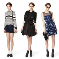 Jason Wu for Target spring collection. i kinda dig the middle and last ones