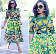 african style clothing This post is solely style inspiration and no style description for owambe. African Dresses For Women, African Print Dresses, African Attire, African Wear, African Fashion Dresses, African Style, Ghanaian Fashion, African Prints, African Women