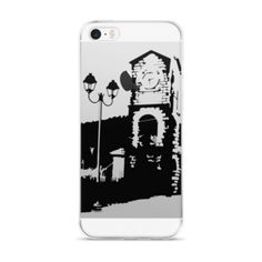 Clocktower - iPhone 5/5s/Se, 6/6s, 6/6s Plus Case
