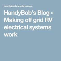 Onan generator wiring diagram for model 65nh 3cr16004p onan handybobs blog making off grid rv electrical systems work asfbconference2016 Choice Image