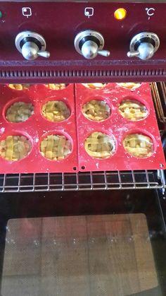 Mini appeltaartjes