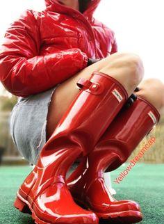 Wellies Rain Boots, Heart Sweater, Rain Wear, Hunters, Hunter Boots, Dragon Ball, Rubber Rain Boots, Raincoat, Inspiration