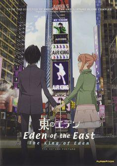Eden of the East – Der König von Eden Anime Ger-Dub Otaku Anime, Manga Anime, Anime Art, Animes To Watch, Anime Watch, Eden Movie, I Movie, Anime Suggestions, Anime Reccomendations