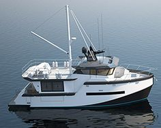 max zhivov introduces the first electric-powered trawler for long sea expeditions