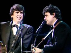 """The Everly Brothers - All I Have To Do Is Dream -- from """"The Reunion Concert"""" at London's Royal Albert Hall."""