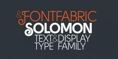 Solomon Font DOWNLOAD