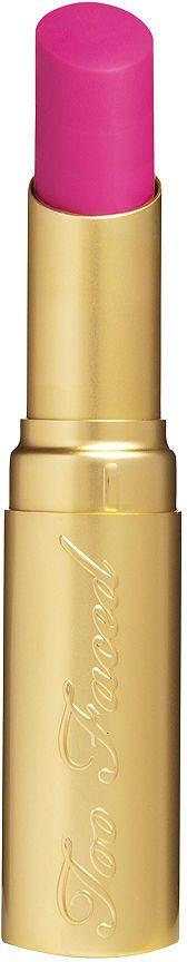 Too Faced La Creme Color Drenched Lip Cream in Fuchsia Shock