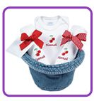Find a great and unique collection of baby girl gifts at my miracle baby. View our newest fun, stylish and exciting newborn girl gifts available now. Gifts For Newborn Girl, Baby Girl Gifts, Baby Boy Newborn, Gifts For Boys, Baby Boys, Cute Baby Gifts, Baby Gift Sets, Baby Boy Gift Baskets, Miracle Baby