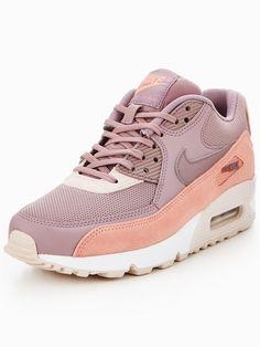 Nike Air Max 90 - Pink/Violet, http://www.littlewoodsireland.ie/nike-air-max-90-pinkvioletnbsp/1600164036.prd