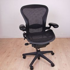 Used and second hand Herman Miller Aerons.