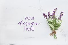 Purple Berries Styled Stock Photography / Make your Blog, Website & Social Media beautiful by SassabyStudios