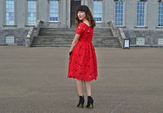 oh hey there rachel: Outfit; Little Red Dress & Lace Up Heels Little Red Dress, Lace Up Heels, Dress Lace, Fashion Photo, Lifestyle Blog, Irish, Stylists, Inspirational, Watch
