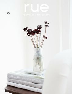 the new rue e-mag is out