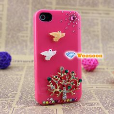 iPhone 4 caseiPhone 5 casebird iphone 4 casebird iPhone by Veasoon, $18.99
