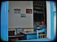 καφενειο. Coffee Shop, Greece, Nostalgia, Furniture, Home Decor, Coffee Shops, Greece Country, Loft Cafe, Decoration Home