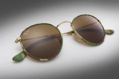 #RayBanRound does camouflage. Get acquainted @ www.ray-ban.com This years ray ban investment? Or is it time to try something new?