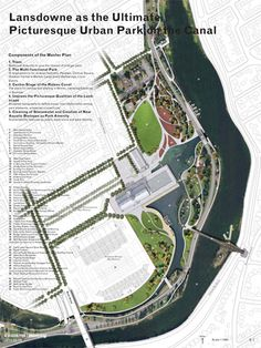 Lansdowne Park Design Competition entries 2010