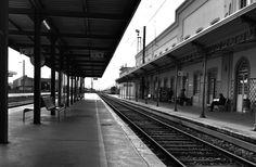 Estação do Entroncamento. Comboio. Train. Lisboa. Portugal