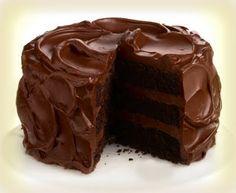 Bashionista: Cara's Death by Chocolate Cake