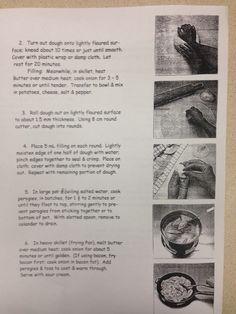 Perogies - page 2