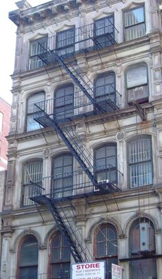 359 Broadway, former home of Matthew Brady's studio and my first home in New York