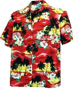 78ca6b20ab  26.95 Boys sunset Hawaiian shirt. Beautiful vibrant colors perfect for the  summer! Boys Hawaiian