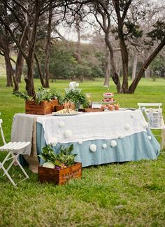 Beatrix Potter Inspired Easter Party, photo by Kate LeSueur