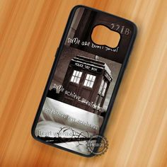 Sherlock Tardis Harry Potter - Samsung Galaxy S7 S6 S5 Note 7 Cases & Covers