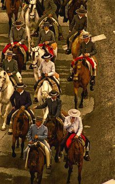 Los Caballeros, Seville, Spain