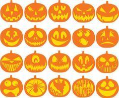 kurbis schnitzen kurbis schnitzen diy kurbis vorlagen kurbis ideen basteln halloween halloween