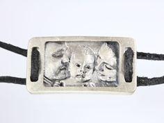 wegbegleiter www.wegbegleiter.com geschenk geburt baby eltern schmuck sterling silber armband