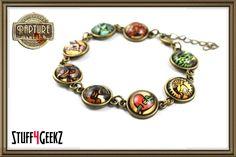 Bioshock Infinite Vigors Bracelet Murder of Crows by Stuff4Geekz, $13.90