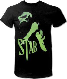 #T-shirt Tuesday: Scary Movie T-shirts #scream #halloween #halloween2014 #tshirts #scarymovies